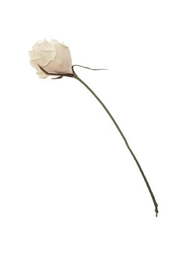 YKM Home Yapay Çiçek Beyaz